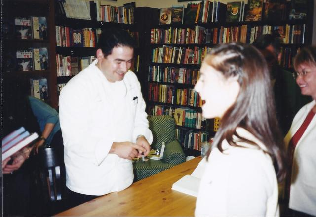 Daria and Emeril 2