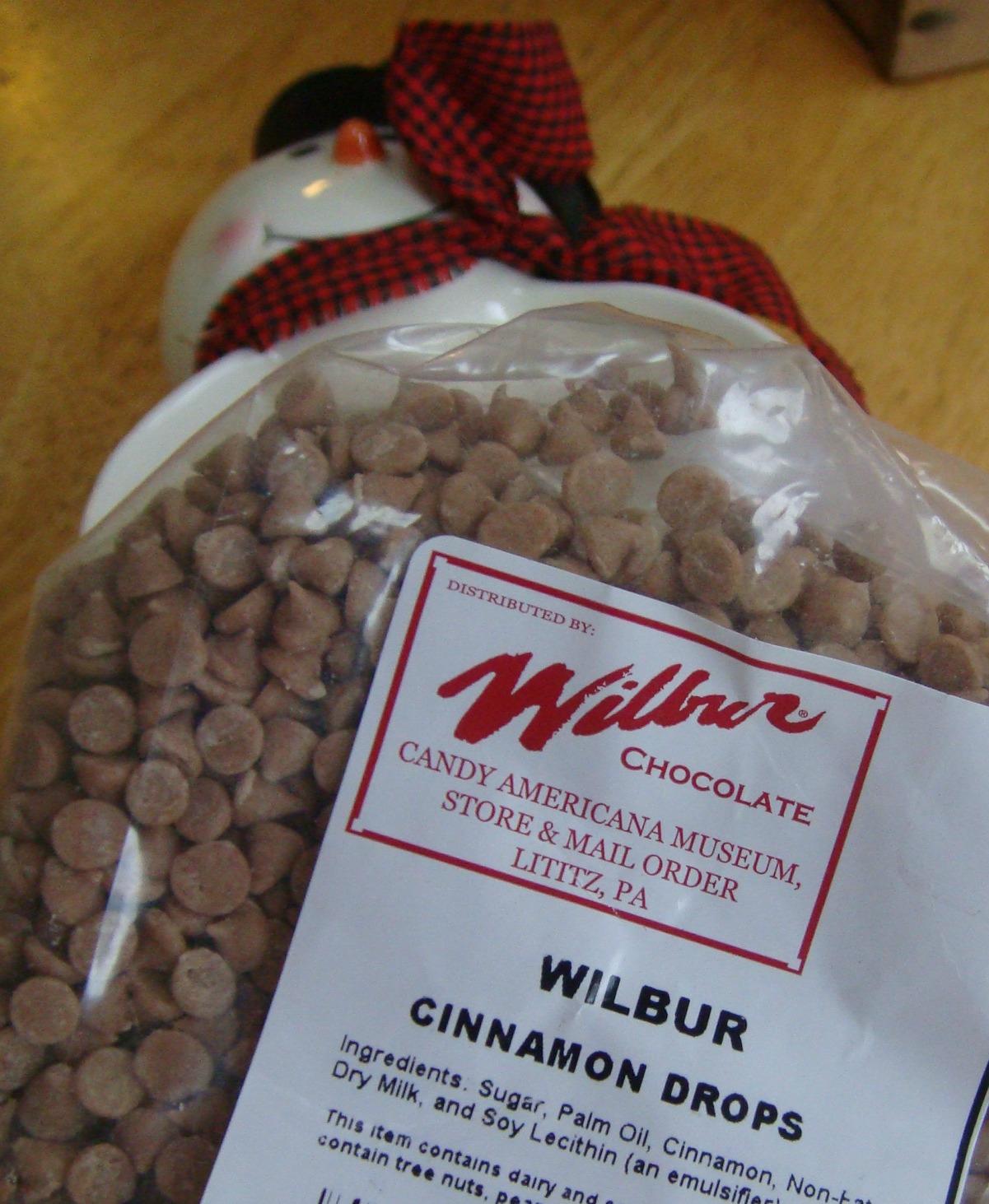 oatmeal cinnamon drops