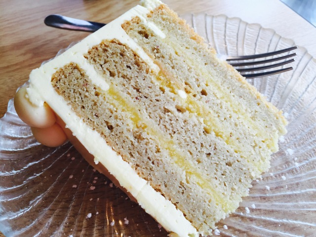 lemon cake Pure & Simple