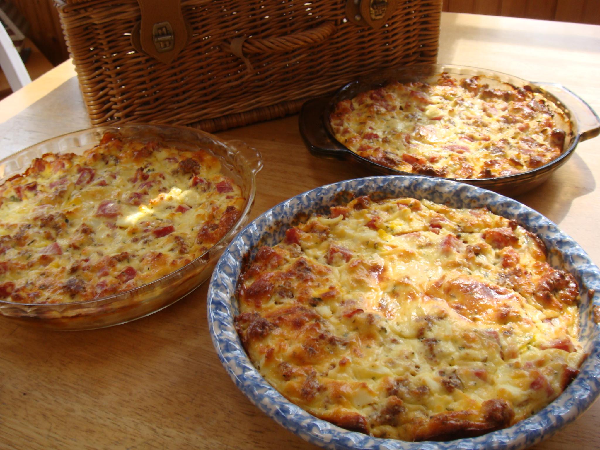 Gluten Free Easter Pie Gluten Free Double Talk